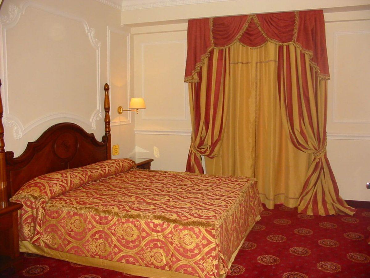 tende e letto hotel caserta